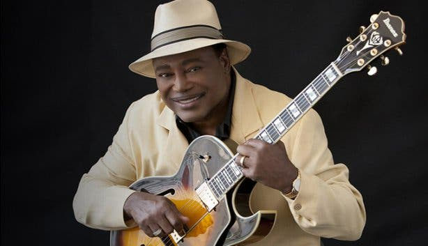 George Benson Concert in Cape Town 2