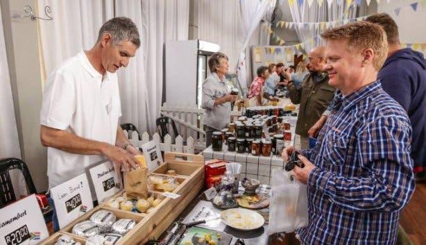 artisanal cheese fair