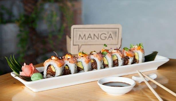 Manga Sushi 2