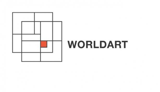 Worldart gallery logo new