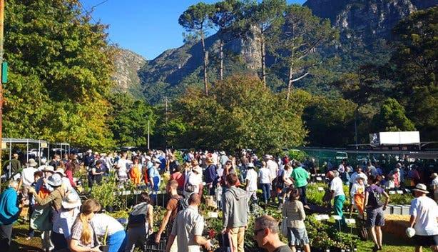 Kirstenbosch Plant Fair