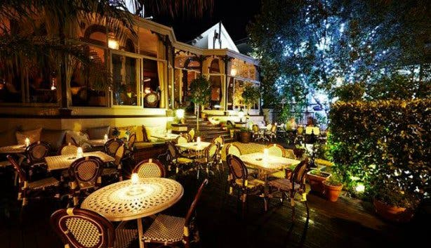 Kloof Street House Restaurant KSH Cape Town
