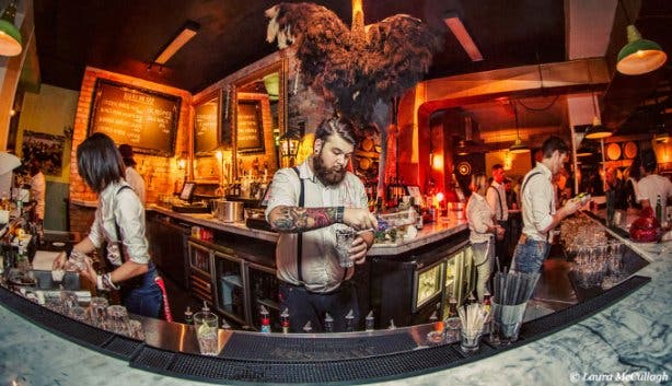 The Village Idiot Restaurant & Bar in Cape Town