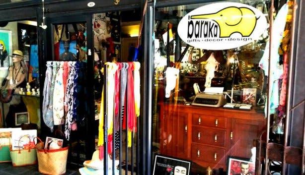 Baraka decor, gift and souvenir shop Cape Town