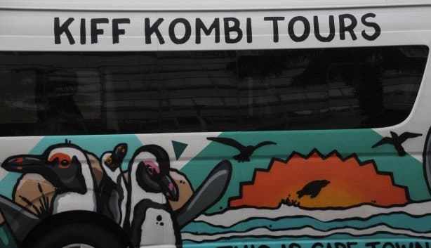 Kiff Kombi Tour Bus