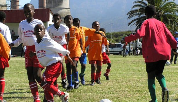 Soccer Township Tours
