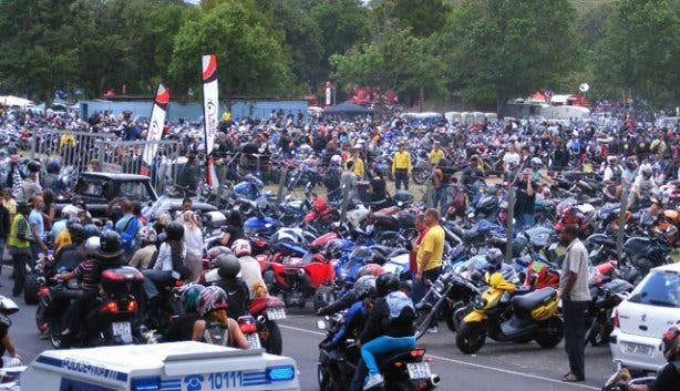 Toy Run Motorbikers