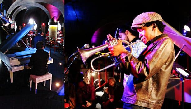 Big Band Music at the Crypt South Africa