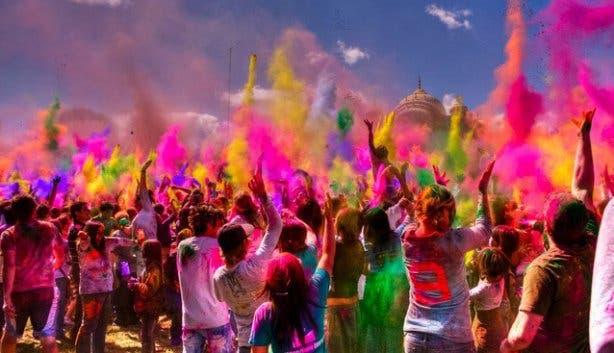 Cape Town Holi Festival 2012