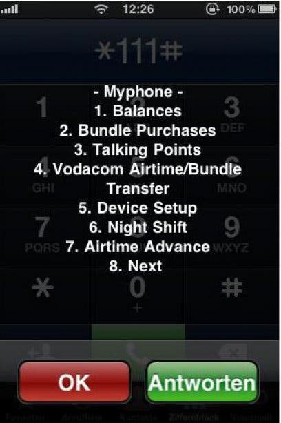 vodacom bundle Purchase