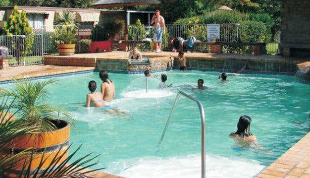 Montagu Springs Swimming Pool