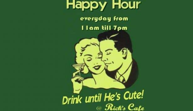 Ricks Cafe