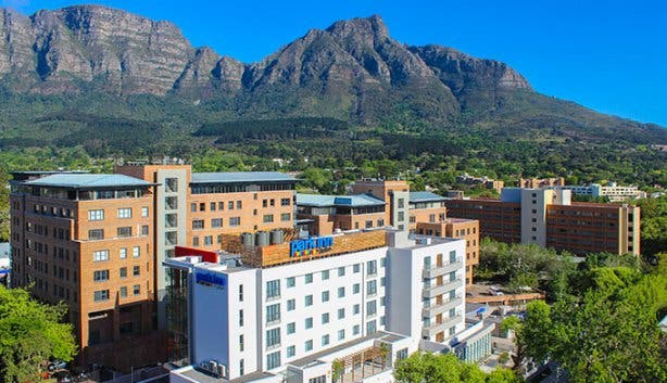 Park Inn by Radisson Cape Town Newlands Exterior