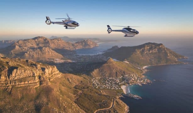 Cape Town Helicopters Generic NEW 4