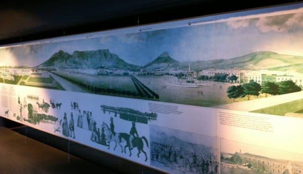 Chavonnes Battery Museum Kaapstad