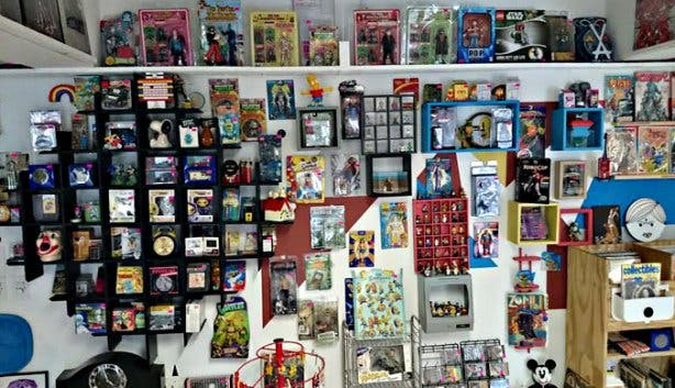 The Eye Cape Town Pop Culture Collectibles