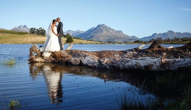 Nooitgedacht Wine Estate Wedding Venues