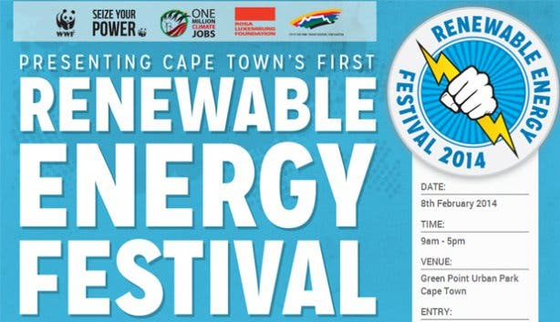 Renewable Energy Festival Cape Town