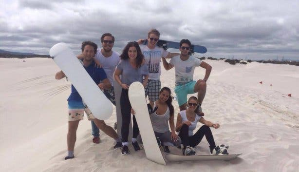 sandboarding ryanne kaapstadmagazine blog