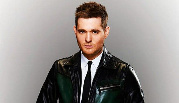 Michael Bublé Cape Town South Africa