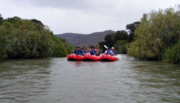 Carina Blog - Rafting 5