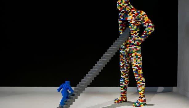 Art of the Brick Lego Sculpture