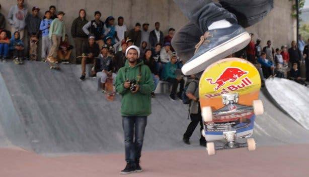 Mill Street Skateboarding Park Skater