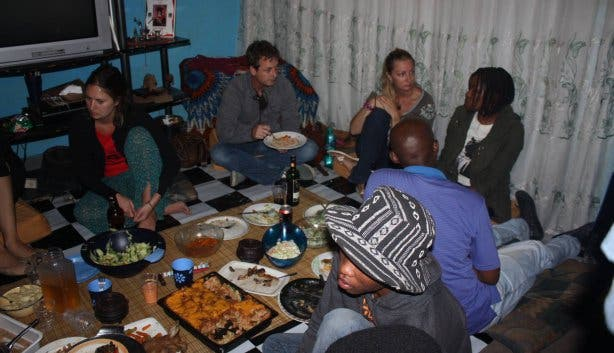 poetry slam dine khayelitsha