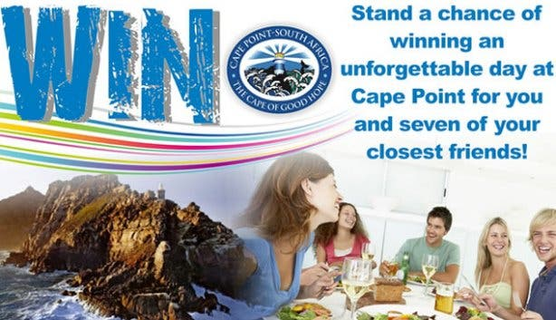 Cape Point competition banner