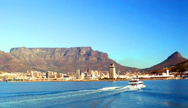 Table Mountain City