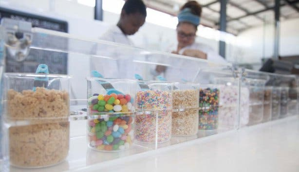 N2 Ice Cream Store Cape Town
