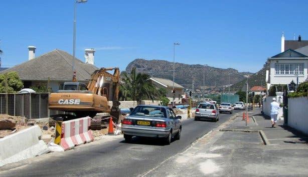 Kalk Bay Roadworks