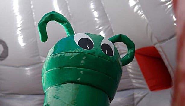 Planet Kids Alien