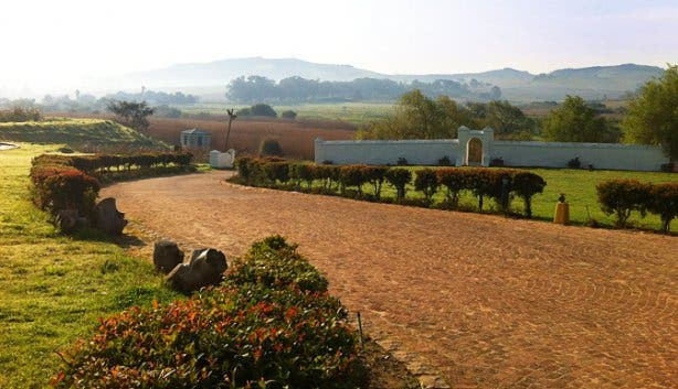 Hazendal Wine Farm Cape Winelands