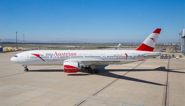 Austrian Airline