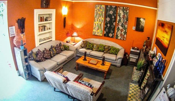African Heart Backpackers Lounge