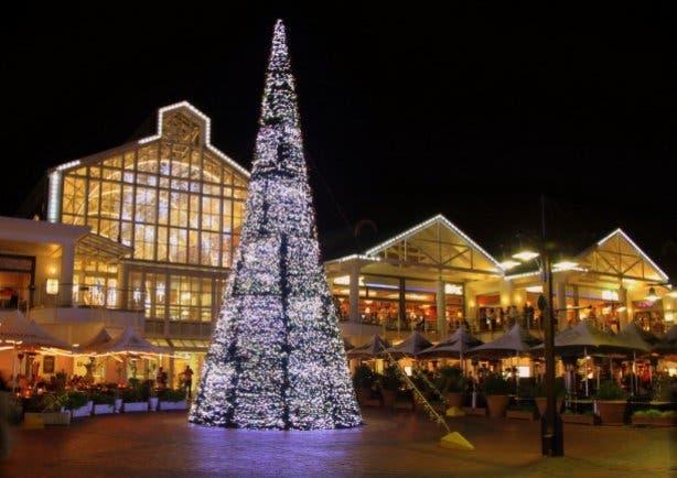 kerst in Kaapstad