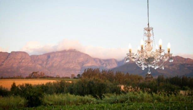 Kleinevalleij Wine Estate Wedding venues