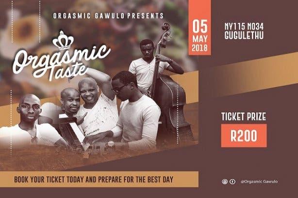 orgasmic gawulo entertainment