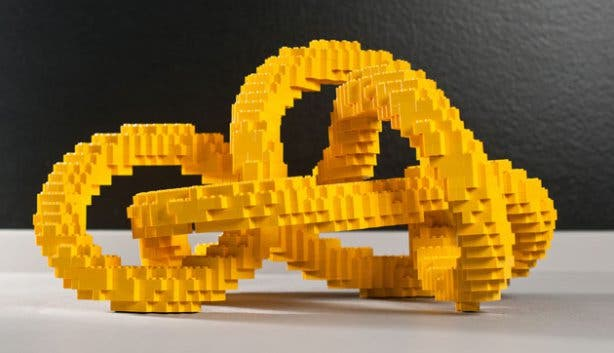 Art of the Brick Lego Exhibition