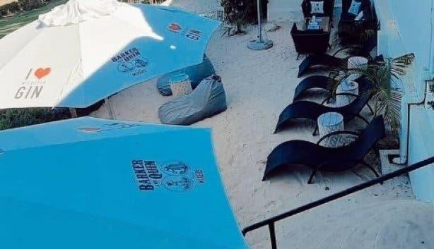 Paarl beach