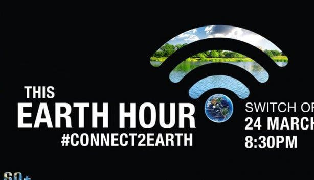 March Overview 2018 - Earth Hour