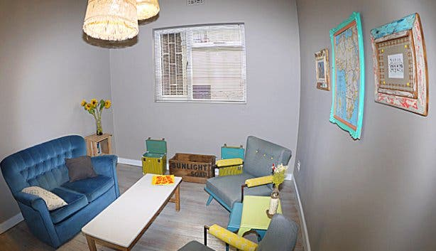 Library in Backpackers in Green Point