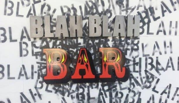 Blah Blah Bar 90s Party