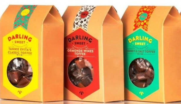 Darling Sweet Toffee