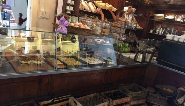 Tamboerskloof Bäckerei Dinkel