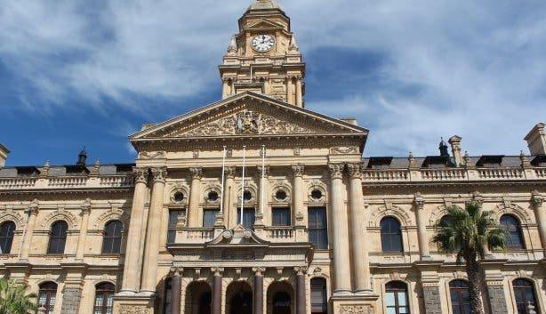 Rathaus Kapstadt City Hall Cape Town Foto: Elisabeth Thobe