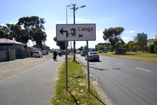 Township Langa
