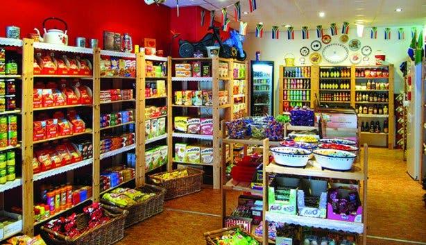 Afrikaanse producten bij Die Spens