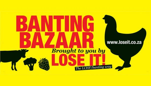 Banting Bazaar City Bowl Hall Cape Town
